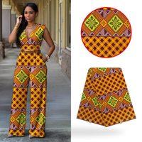 african fabric wax hollandais cotton 6yard african wax print fabric holland high quality real hollandais dutch wax sewing fabric