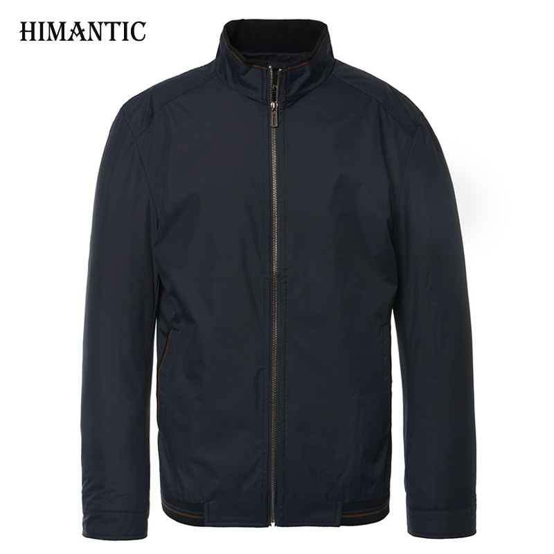 Men Jacket Male Business Casual Mandarin Collar Solid Jackets Brand New Men's Fashion Overcoat Jackets plus size 4XL Coats