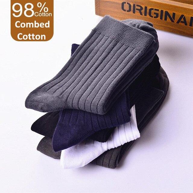011a833879e1 High Quality PIER POLO Cotton Men s Socks