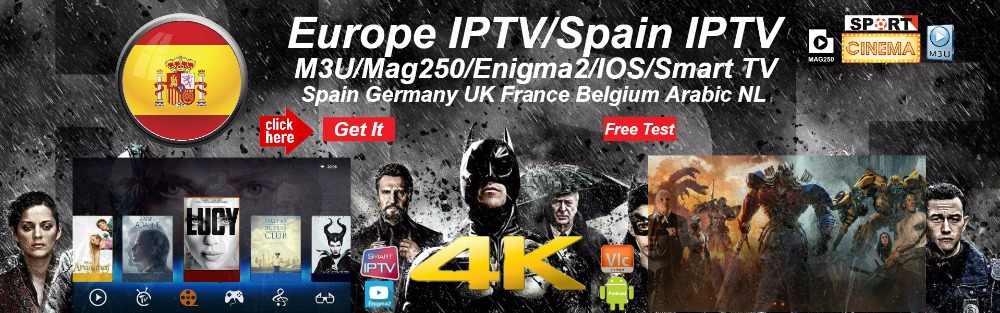 HD IPTV Каналы 3/6/12 месяцев IPTV подписка Европа Live Android M3u Mag250 Enigma2 поддерживается