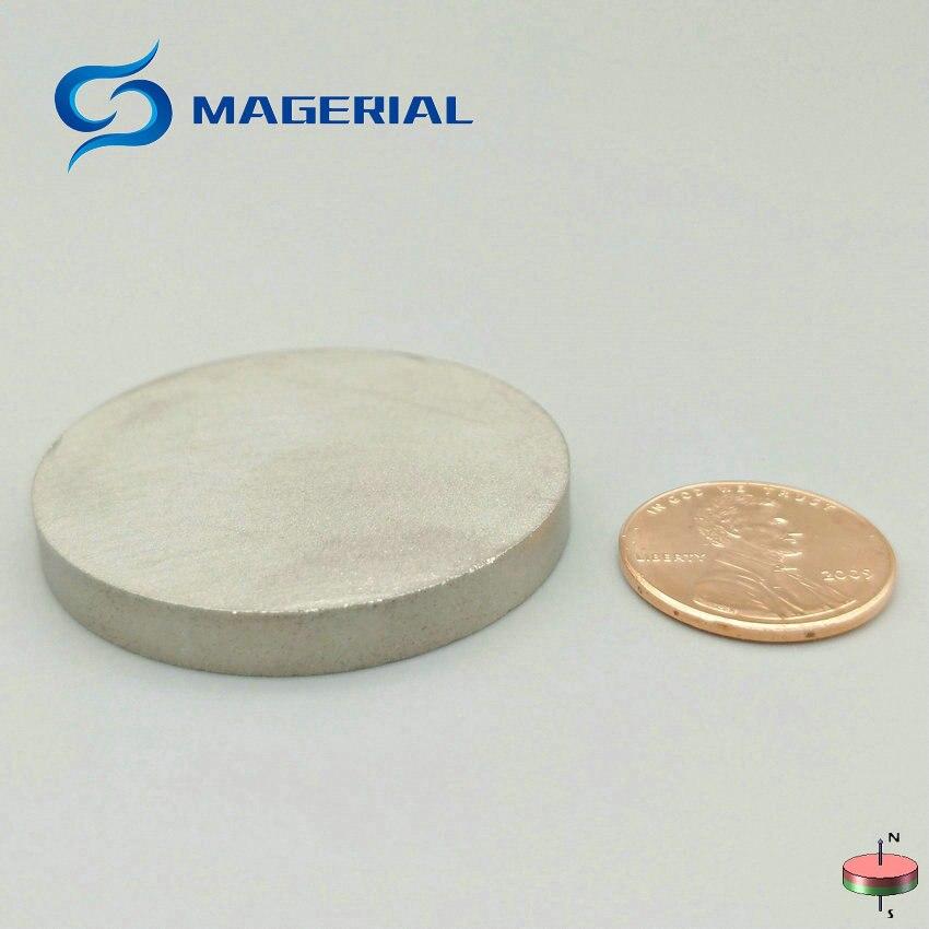 1 упаковка Магнит большой Магнит диаметром 40 x 5 мм цилиндр YXG28H класс 350 градусов C высокая температура постоянных редкоземельных магнитов