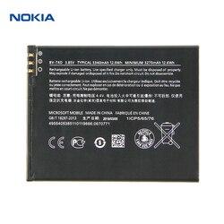 Original BV-T4D phone battery for Microsoft Lumia 950 XL CityMan Lumia 940 XL RM-1118 BVT4D 3340mAh 2018