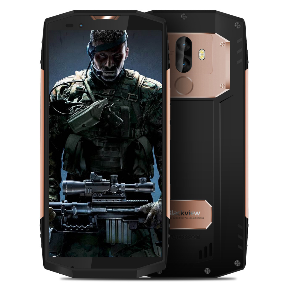 Blackview BV9000 Pro 4G LTE Smartphone 5 7 Octa Core 6GB 128G IP68 Waterproof 4180mAh Android