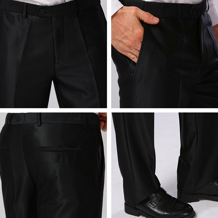 Мужские брюки, два цвета, Формальное деловое платье, брюки больших размеров, облегающие брендовые Дизайнерские Длинные обтягивающие брюки, CBJ-F1317