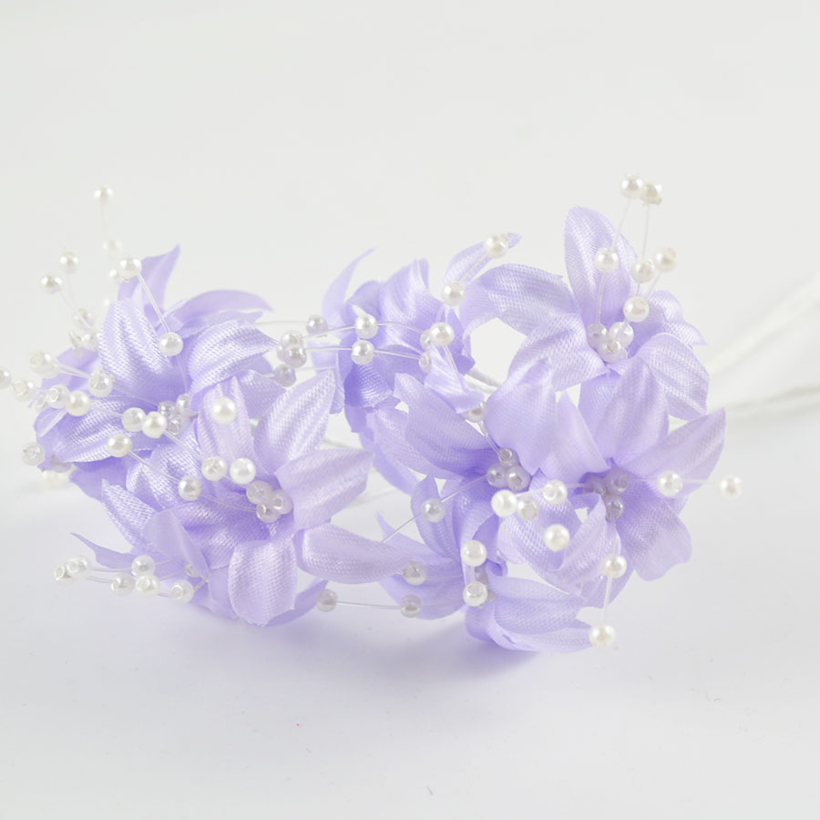 Сорняки с фиолетовыми цветами 185