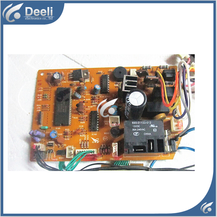 95% new good working for air conditioning motherboard Computer board KF-23GW/A1 JU7.820.1503 good working