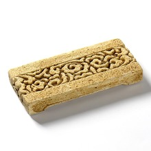 Concrete Paperweight Silicone Mold Traditional Chinese Style Pattern Home Decorations