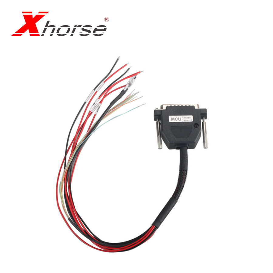 XHORSE MCU Reflash Cable Working With VVDI PROG Programmer