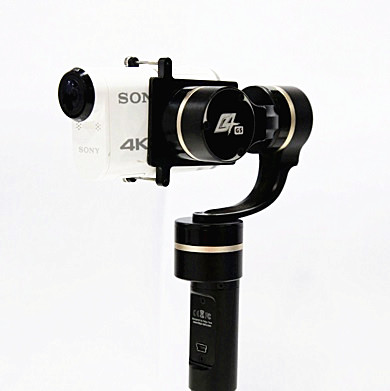 G4 Feiyu 3-axis gimbal for Sony steerable AS / GS FY brushless gimbal for Sony series / fy-g4 free shipping feiyu tech g4 gs gimbal 3 axis brushless gimbal for sony hdr az1vr fdr x1000v as series sport auction camera