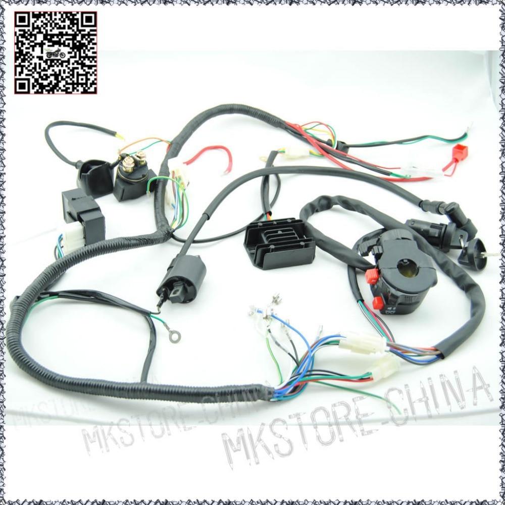 Zongshen Quad 250cc Manual Wiring Diagram Chinese Atv Diagrams 5 250 Yamaha Parts