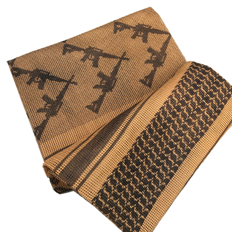 Arab Scarf Shemagh Sniper-Face Army Military Tactical Veil Skull-Pattern Hunting Outdoor