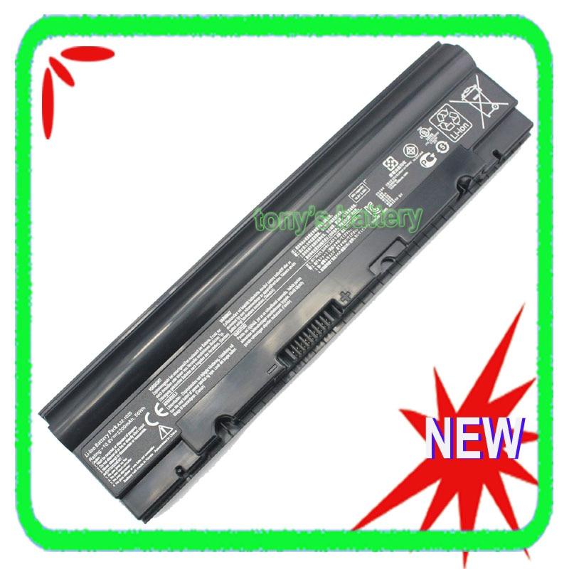 6Cell Battery for Asus Eee PC 1025 1025C 1025CE 1225 1225B 1225C R052C R052CE RO52 RO52CE A31-1025 A32-1025