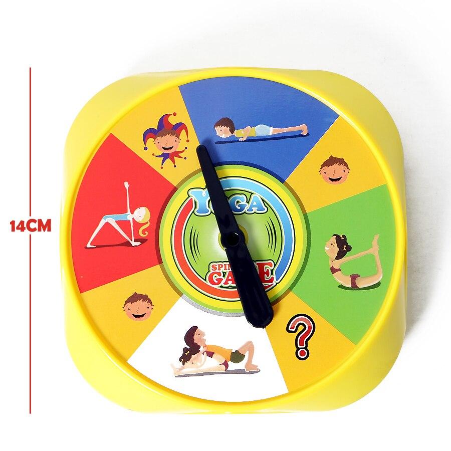 diversão família yoga festa jogo brinquedos para
