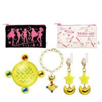 Sailor Moon Crystal Capsule Goods Gashapon Figure Anime Toy Set 100% Original