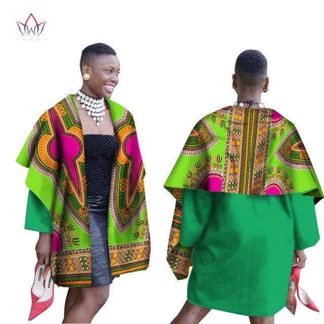 Ankara mode conceptions originales femmes Cape manteau femmes Trench  manteaux Dashiki imprimé africain grande taille femmes