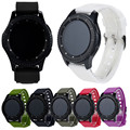 New Mecall Replacement Silicone Watch Bracelet Strap Band For Samsung Gear S3 Frontier wholesale Dec01