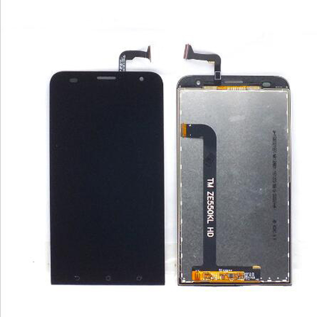 Original For Asus Zenfone 2 Laser ZE550KL Z00LD LCD Display + Touch Screen Digitizer Assembly Replacement Repair Free Shipping