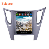 Seicane Android 6.0 9.7 inch Car Head Unit Player For 2010 2014 Subaru Outback GPS Navigation Support Carplay OBDII Mirror link
