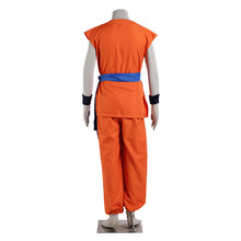 Dragon Ball Super Saiyan God Goku Costume