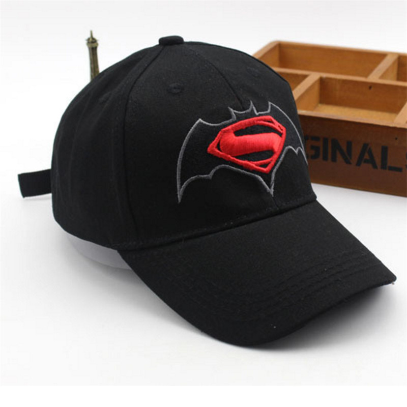 Cartoon Batman Kids Boys Girls Baseball Caps Snapback Cap For Kids Outerdoor Sunhat Casu ...