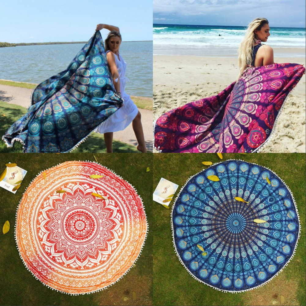bodeaz bluevariant mats friendly mandala mat yoga products eco