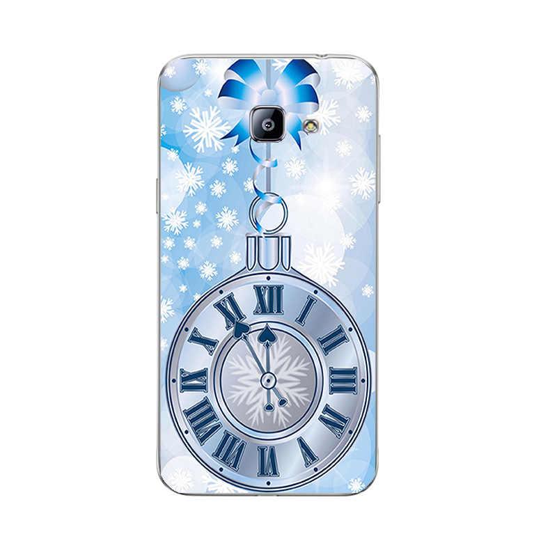 لسامسونج غالاكسي رئيس j2 j5 j7 tpu الوفير حالة الهاتف ل ON5 ON7 2016 قذيفة ل s4 s5 غطاء شفاف نمط الثلوج البيضاء