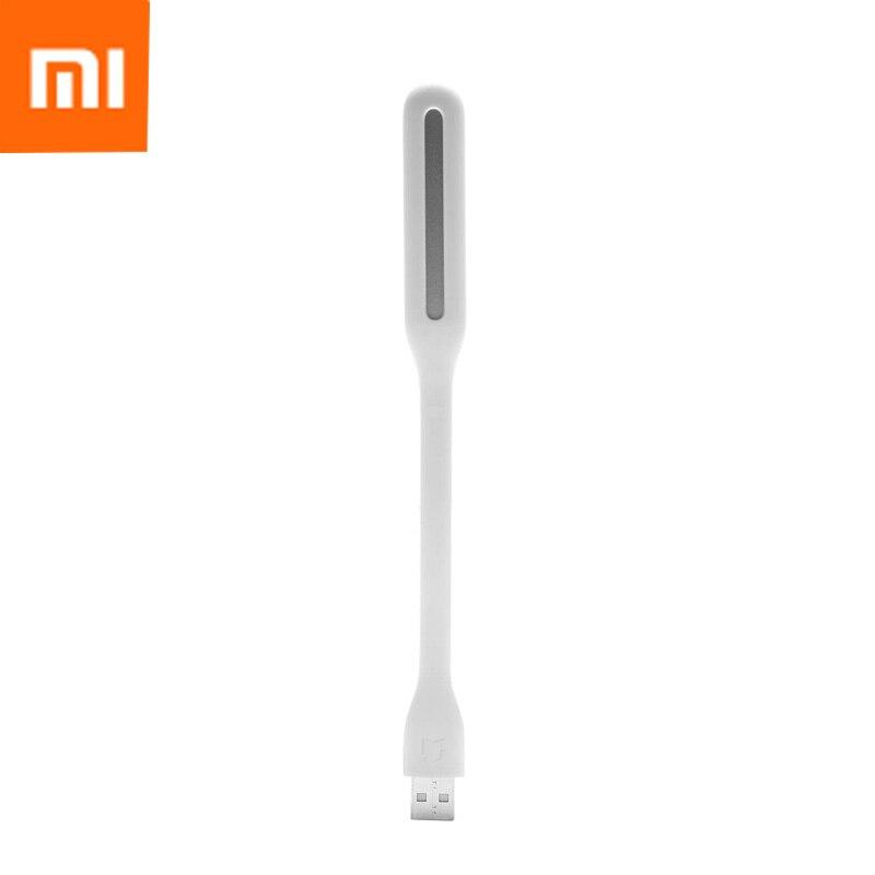 Xiaomi Mijia USB LED Light, Switch Level 5 Brightness USB, Used For Power Storage /comupter 5V 1.2w Portable Energy Saving