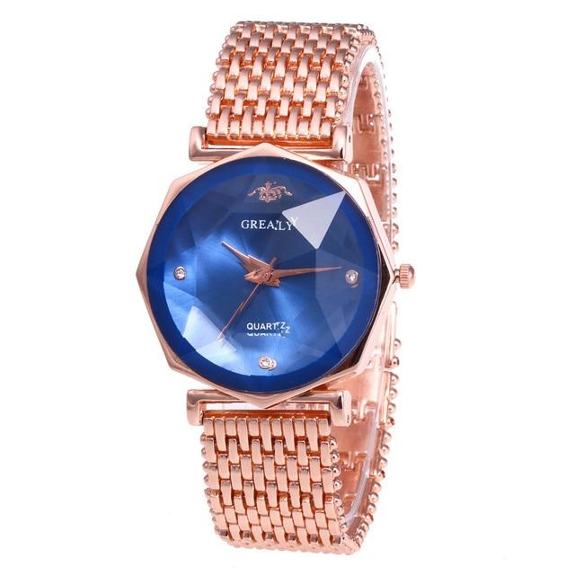 2018 New sales Fashion Watch Women Luxury Top Brand Casual Quartz Watch Women's