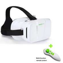"""BOBOVR Z2 Xiaozhai II VR Virtual Reality Head Mount Cardboard 3D VR Glasses Enjoy 3D Movies and 3D Games for 4″-6 """"phone"""