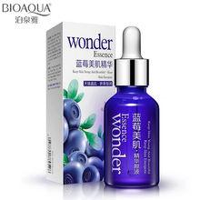 BIOAQUA Arándano Ácido Hialurónico Líquido Colágeno Antiarrugas Cuidado de La Piel Cuidado de La Cara Esencia de Aceite Hidratante Para Blanquear