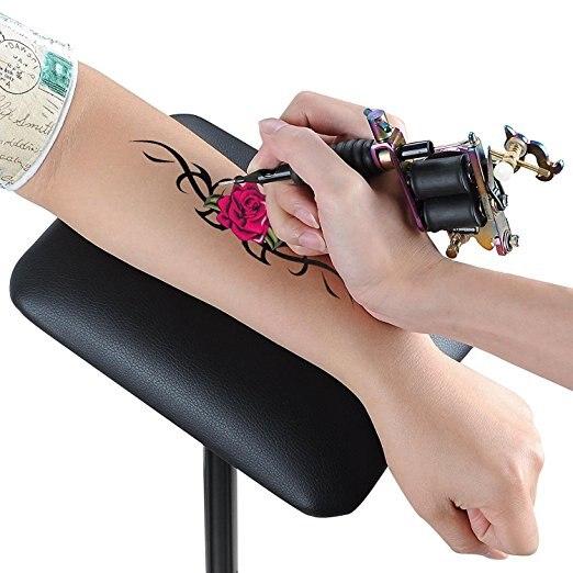 Tattoo Armrest Tattoo Bracket Arm Leg Rest Stand Portable Adjustable Height Holder Tripod Machine For Tattooing Tattoo I.