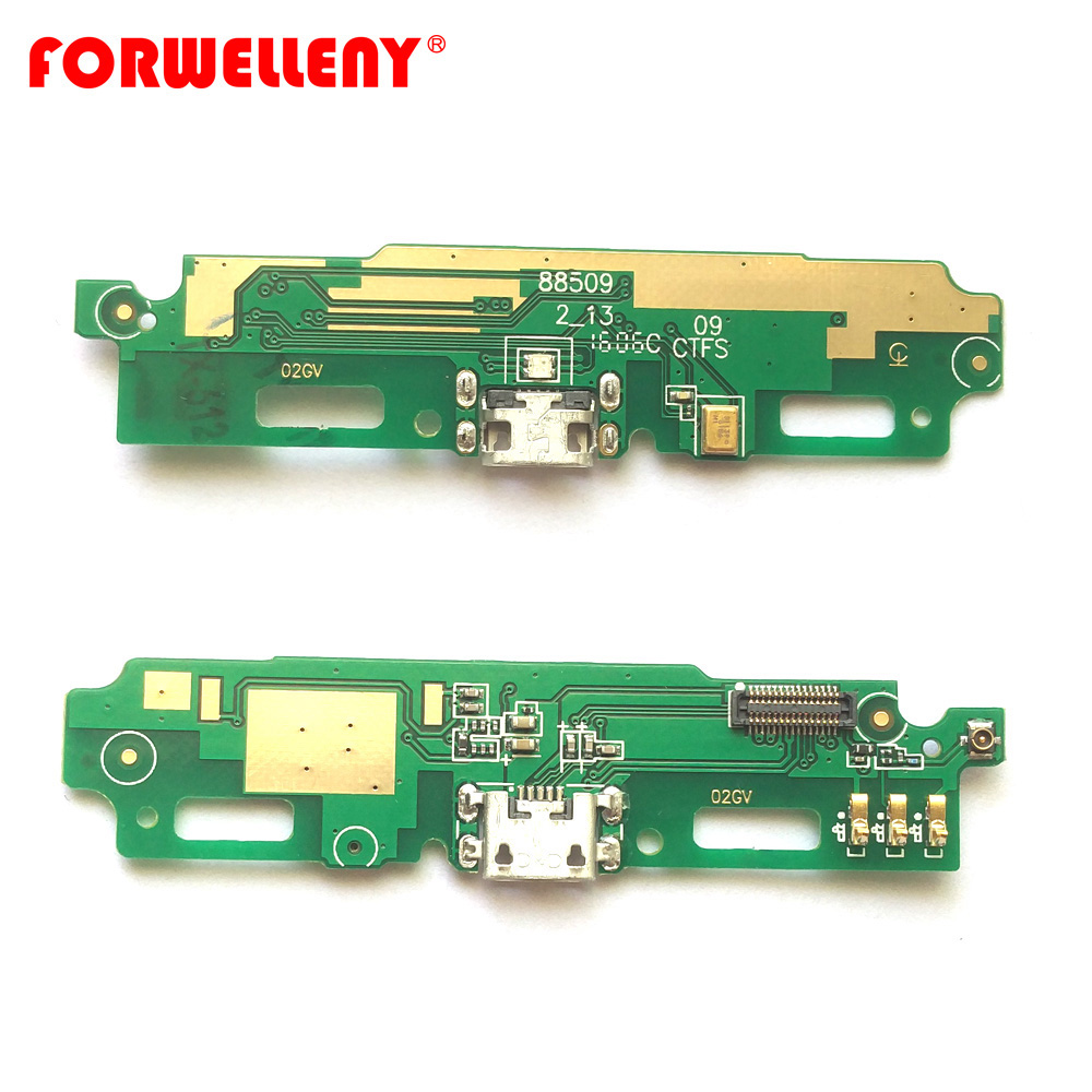 For xiaomi redmi 3 new USB Dock charger Charging Port PCB bottom Board Mic circuits
