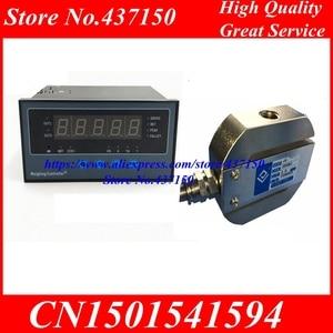 Image 1 - round S type weighing sensor 1kg 5kg 10kg 20kg 50kg 100kg 200kg 300kg 500kg 1Ton 2T 5T 3T weight  load cell  Indicator display