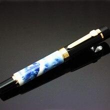 Новинка, JINHAO 650, роскошная ручка для письма Эверест, 0,7 мм, перо, шариковая ручка, фарфор, без подарочной коробки