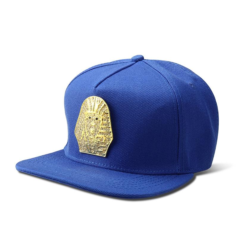 NYUK New Style Fashion Pharaoh Pattern Baseball Caps Hip Hop Adjustable Cotton Sports Hats Snapback Hat 5 Panel Cap For Unisex