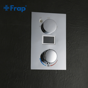 Image 3 - Смеситель для душа Frap, светодиодный, с цифровым дисплеем