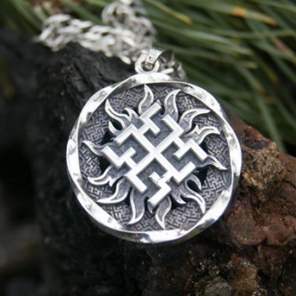 10pcs Dukhobor Amulet Slavic Strong Protective Healing Pendant