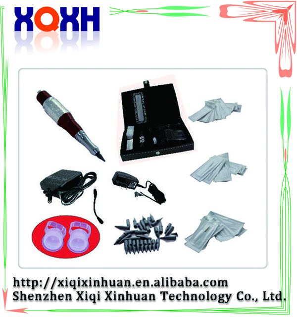 Wholesale dragonfly rotary tattoo machine set permanent airbrush tattoos kit in sale