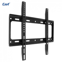 Universal TV Wall Mount Mounts Bracket LCD LED Frame Holder for Most 26 ~ 55 Inch HDTV Flat Panel TV