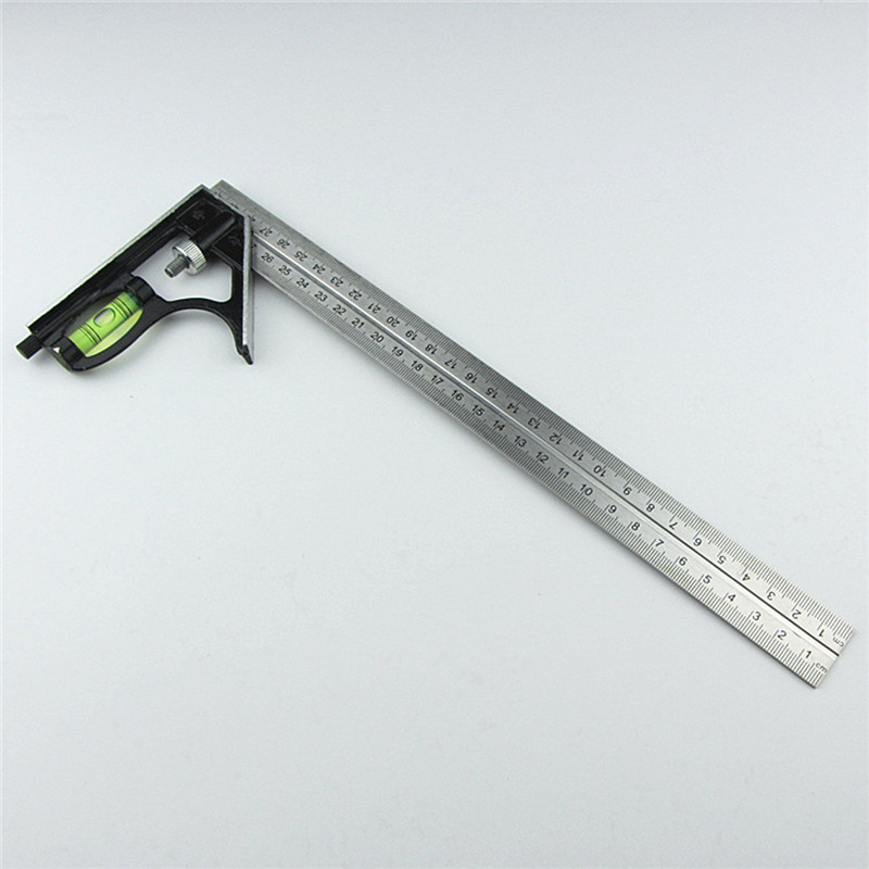 WEIHENG 518K Precise Stainless Steel Measuring Angle Spirit Level 4
