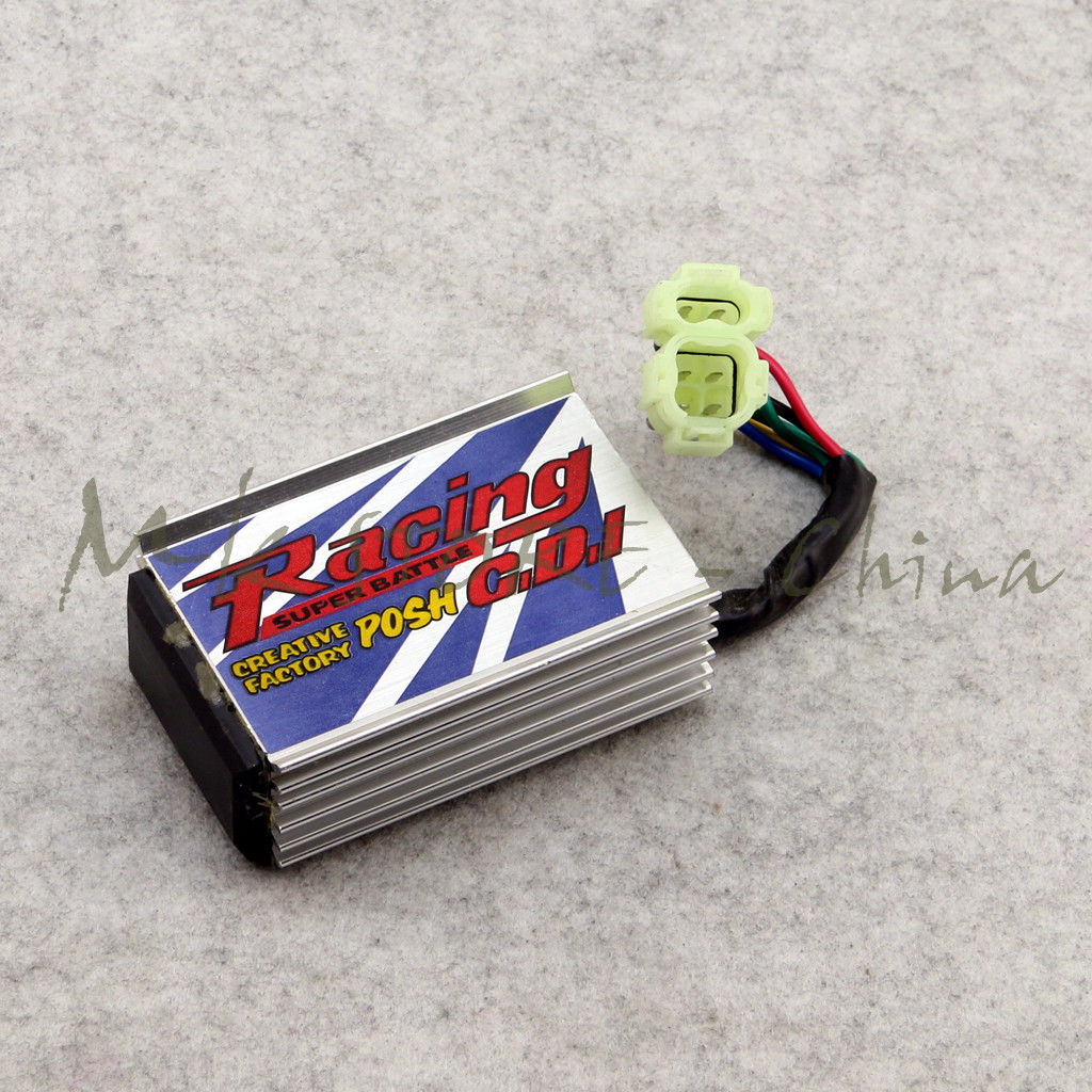 high performance 6 pin ac ignition posh cdi 150cc for gy6 scooter rh aliexpress com