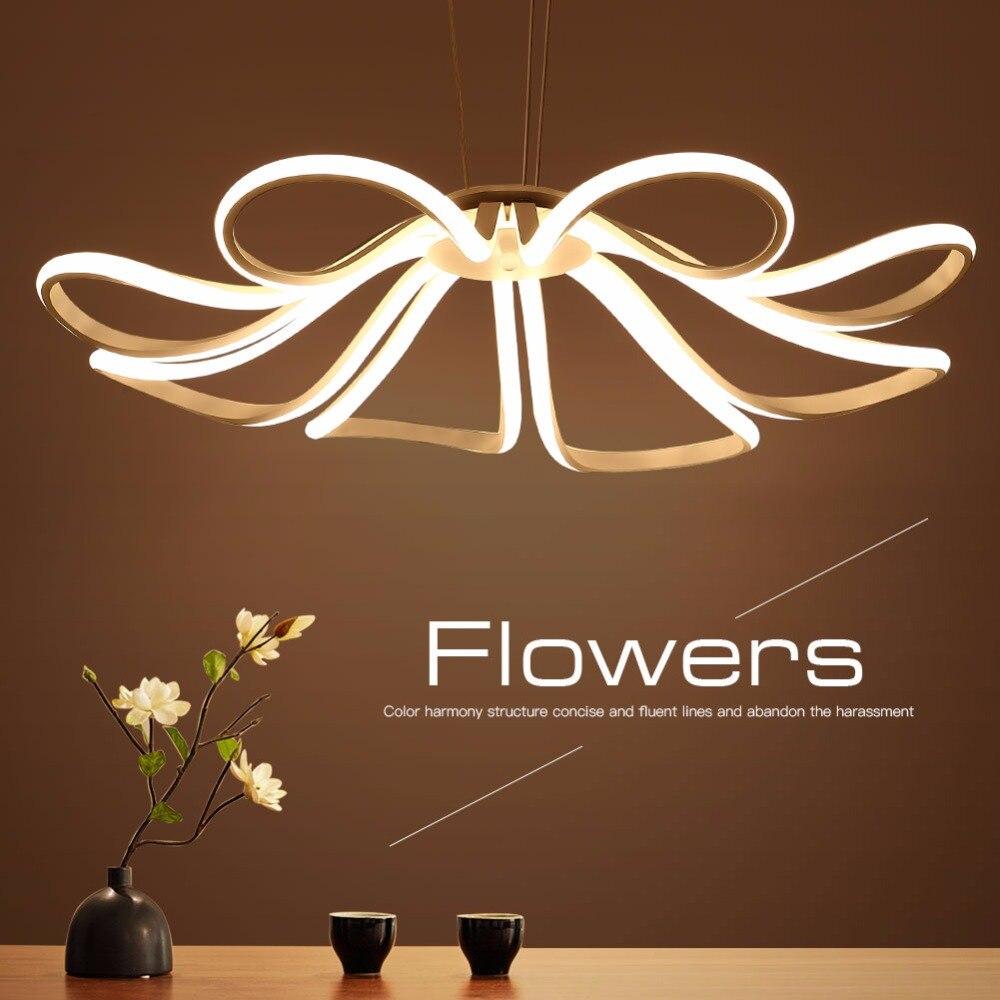 Led Modern Chandeliers For Kitchen Light Fixtures Home Lighting