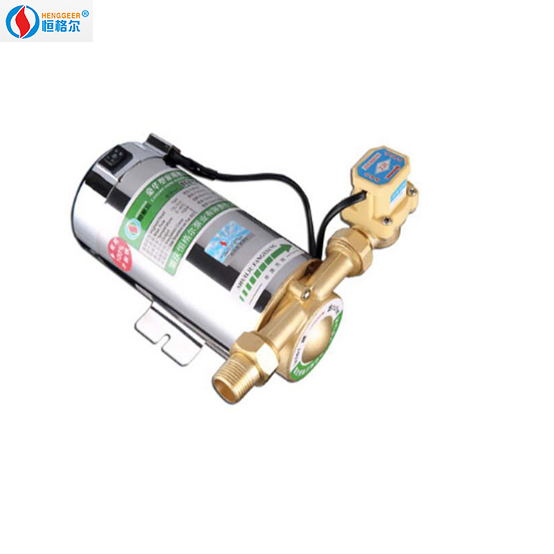 9.19Automatic Household Booster Pump Boost Pressure Circulate Water 220V 150W 100w 220v shower booster water pump