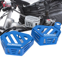 Motorcycle Refit Accessories Adventure Front brake Clutch Oil Cup Protection For BMW R1200GS R 1200 GS LC/ADV 2014 2017 R NINE T