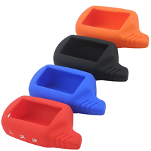 maizhi 30pcs Silicone Cover Key Case for Starline B9/B91/B6/B61/A91/A61/V7 Two Way B9/A91 LCD Remote Key Case Car Styling