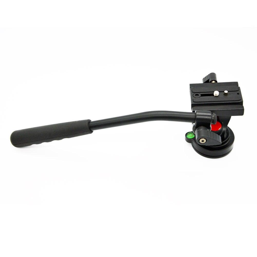 Головки Макс 5 кг с 1/4 быстро rlease плиты видео DSLR видеокамеры жидкости штатива перетащите ползунок для монопод DSLR Камера