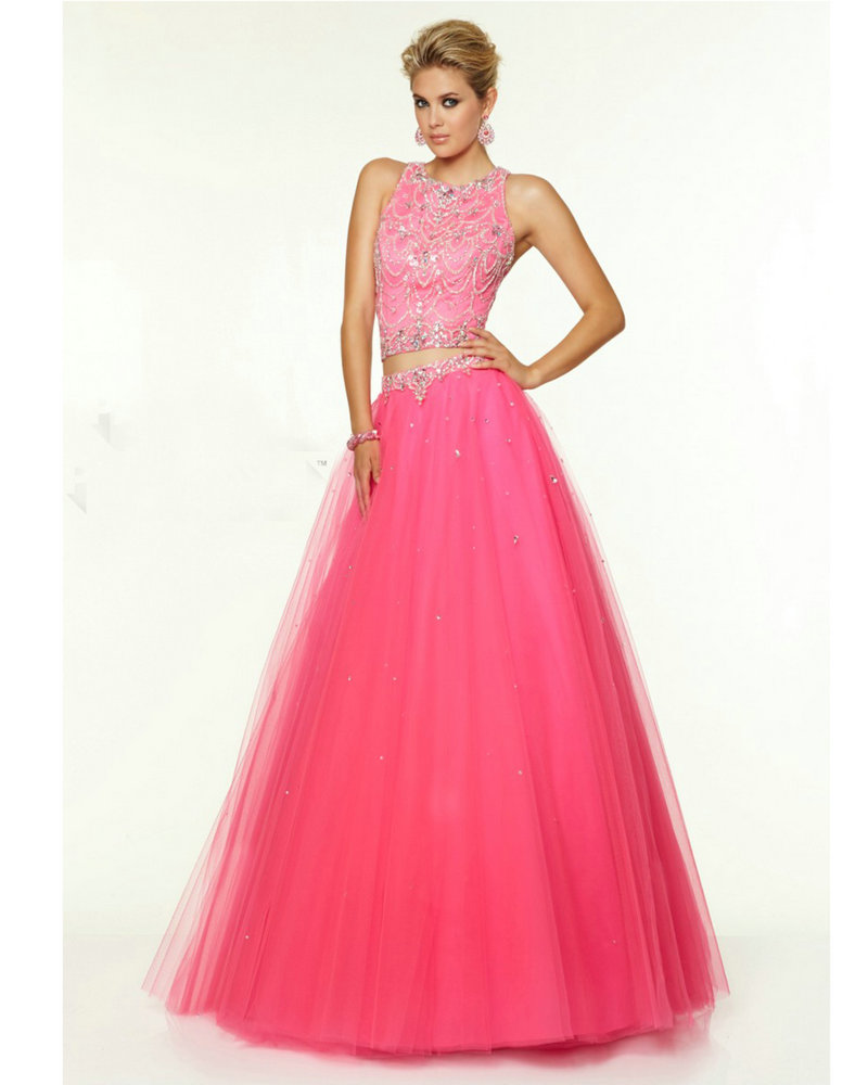 Popular Hot Pink Long Dress-Buy Cheap Hot Pink Long Dress lots ...