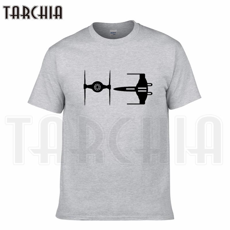 TARCHIA 2019 summer brand Falcons plane t-shirt cotton tops tees men short sleeve boy casual homme tshirt t shirt plus fashion
