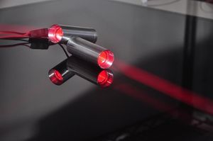 Image 4 - Fat Beam 660nm Red 130mW Laser Diode Module for KTV Bar DJ Stage Club Lighting