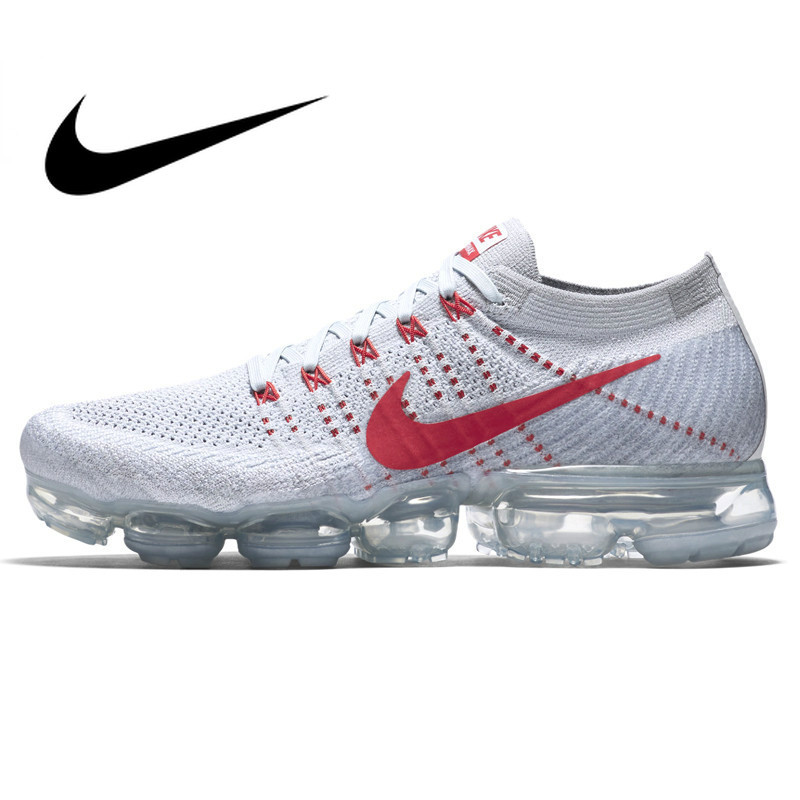 Original Authentic Nike Air VaporMax Be True Flyknit Mens Running Shoes Official Sports Lightweight Breathable Sneakers 849558Original Authentic Nike Air VaporMax Be True Flyknit Mens Running Shoes Official Sports Lightweight Breathable Sneakers 849558